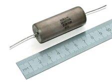 K40Y-9 200V 1.0uF PIO capacitors. Lot of 2 pcs. NEW, NOS!