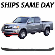 NEW Black - Lower Front Bumper Valance Air Deflector for 2000-2006 Toyota Tundra
