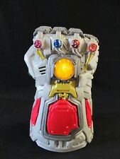 Avengers Marvel Endgame Electronic Fist Roleplay Toy w/Lights & Sounds Ironman