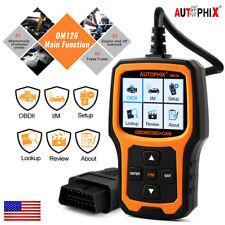 OM126 Check Engine OBD2 Scanner Auto Car Code Reader Sensor Test Diagnostic Tool