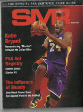 SPORTS MARKET REPORT, PSA PRICE GUIDE,  March 2020 - Kobe Bryant