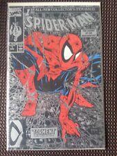 Spider-Man comics # 1 1990 Black