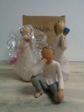 Willow Tree Figurines Bundle of 3 Joblot