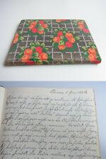Tagebuch SCHWERIN & England 1928-33, von Gerhard (*1912), sehr emotional geschr.