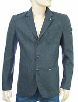 SCOTCH AND SODA Veste blazer slim fit homme 3 button wool blazer japanese