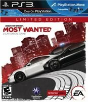 Need for Speed: Most Wanted - Limited Edition - Playstation 3 Game