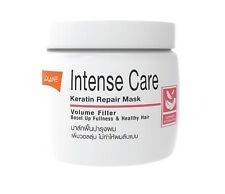 Lolane Intense Care Keratin Repair Mask Volume Filler Boost 200Gr + Gift