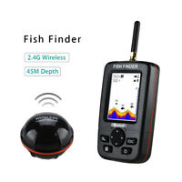 LCD Bildschirm Fish Finder Digital Sonar Sensor Klopfer Detektor für Fishing