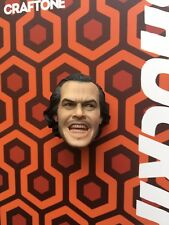 Craftone Shocking Guy The Shining Jack Nicholson Head Sculpt 2 loose 1/6th scale