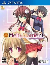 Used PS Vita Melty Moment  Japan import Free Shipping