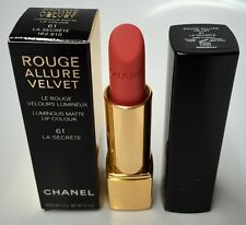 CHANEL Rouge Allure Velvet #61 La Secrete  0.12 OZ / 3.5 g