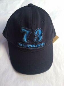 Designer TIMBERLAND Baby Boys Navy Blue Sun Cap WAS £28 NOW £12 SALE SALE !!