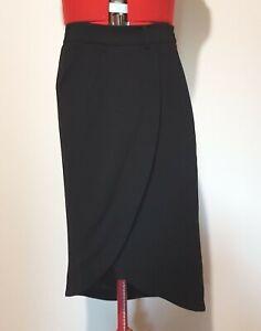 Kate Sylvester Black Skirt Size M