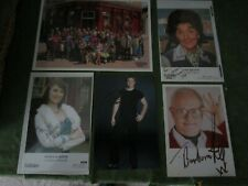 10 'Soap stars' Autographs inc: June Brown