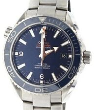 Omega Seamaster Planet Ocean Co-Axial 42mm 232.90.42.21.03.001 Titanium Watch
