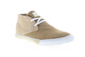 Original Penguin Rupert OP100438M Mens Brown Suede Lifestyle Sneakers Shoes