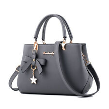 7 Colors Korean Lady Women PU Leather Messenger Handbag Shoulder Bag Totes Purs