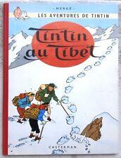 Tintin au Tibet EO belge B29 1960 Superbe état neuf Hergé