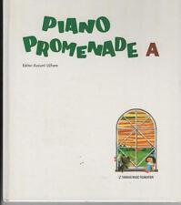 PIANO PROMENADE. Kazumi Ujihara. Yamaha Music. Complete with Two 33, 1/3 records