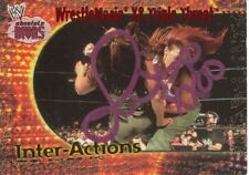 WWE WWF LITA SIGNED TRADING CARD PHOTO PICTURE 2