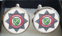 Lincolnshire Fire and Rescue Cufflinks - A Great Gift