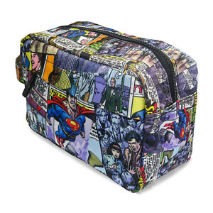 Adults Superman Wash/Shave Bag Ideal Father's Day Christmas Gift