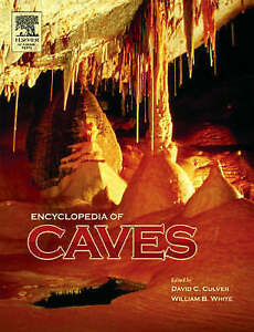 Encyclopedia of Caves by Elsevier Science Publishing Co Inc (Hardback, 2004)