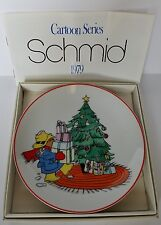 A Year with Paddington Bear Christmas 1979 Ltd First Edition  Collectors Plate