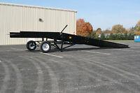 dock mobile yard ramp loading/leveling forklift truck ramp NEW Ideal Ramp