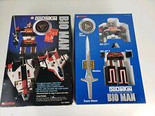 Authentic Rare - Bandai GODAIKIN 1984 BioMan Bio Man - Complete in Box Original