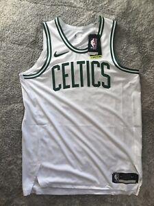 Nike Boston Celtics Vaporknit Blank Jersey Size 48/Large