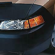 LeBra Front End Cover: 1989 Fits FORD PROBE GT (Vinyl, Black) (55263-01)