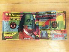 Mister E Mini Benny Pop Street Art $100 Warhol $100