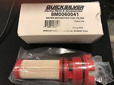 Mercury Water Seprating Fuel Filter - 8M0060041