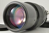 *Near Mint* Nikon Ai NIKKOR 200mm f/4 Telephoto MF 35mm SLR Zoom Lens From JAPAN