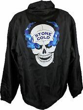 Stone Cold Steve Austin Chalkline Coaches Jacket Windbreaker