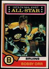 1974-75 Topps Hockey - Pick A Card