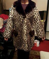Women's 1950s Fur Basic Vintage Coats & Jackets