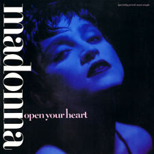 Madonna - Open Your Heart - 12 Inch Single LP Vinyl Record New
