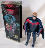 "BATMAN - Batman & Robin Movie Vintage Robin 12"" Action Figure Kenner DC 1997"