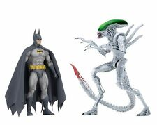 "Batman vs Alien (Joker) 7"" Action Figure 2 Pack Neca DC Dark Horse PRE-ORDER MIB"