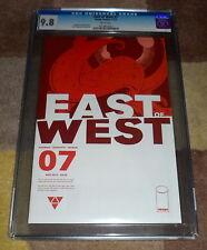 East of West 7, CGC 9.8 NM/MT