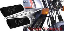 VIPER Néoprène FOURCHE JOINT Savers compatible : MOTO GUZZI V65 650 1980