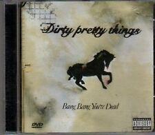 (CF105) Dirty Pretty Things, Bang Bang You're Dead - 2006 DVD
