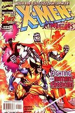 X-MEN : LIBERATORS #1-4 mini series 1998