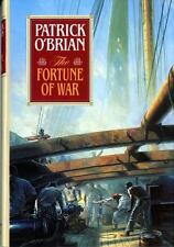 Patrick O'Brian~THE FORTUNE OF WAR~1ST/DJ~NICE COPY