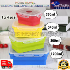 TupperCare Rectangular Plastic Lunch Boxes & Lunch Bags
