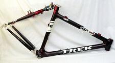 "Vintage Trek STP 300 USA Made OCLV Carbon Softtail Mountain Bike MTB 26"" Medium"