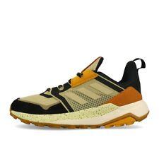adidas Terrex Trailmaker Blue Savannah Black Solar Gold Herren Laufschuhe Beige