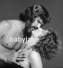 011 BARBRA STREISAND KRIS KRISTOFFERSON A STAR IS BORN POSTER SHOOT PHOTO